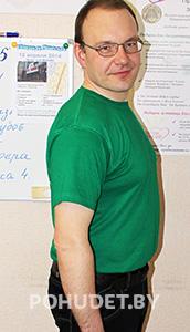 Василий Аникейченко, 36 лет. Минск
