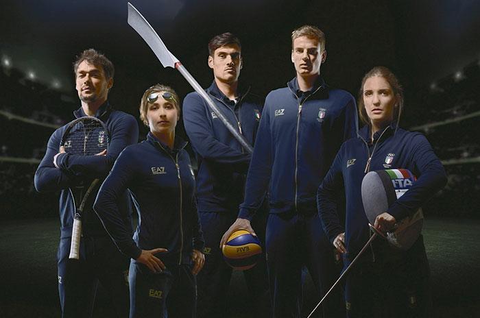 5 ведущих итальянских атлетов, спонсируемых Herbalife
