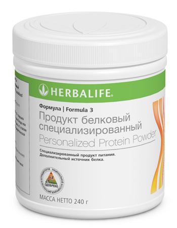 Формула 3  | Протеиновая смесь