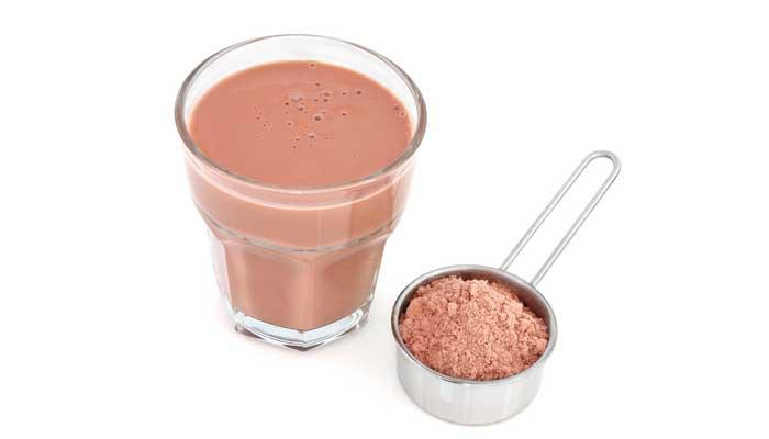 Протеиновый коктейль, чтобы похудеть